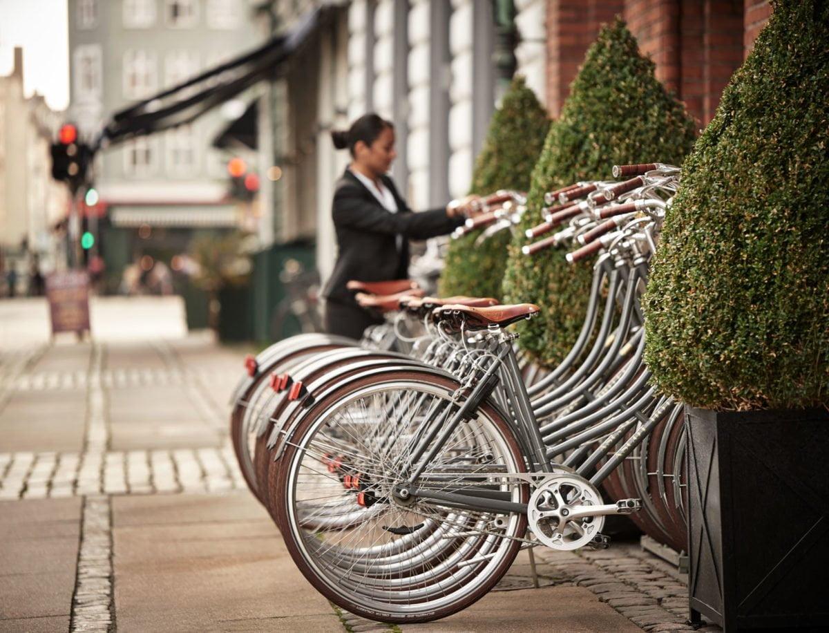 Lej en cykel